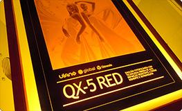 Emulsão Fotopolímero QX5-RED