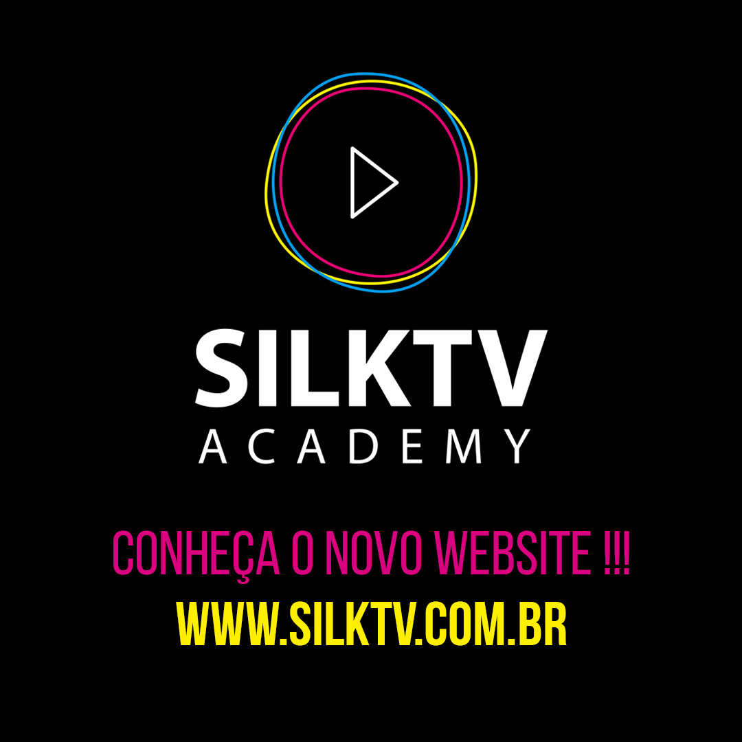 Novo website SILKTV Academy